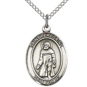 Jewelry - Religious Pendant- St. Peregrine